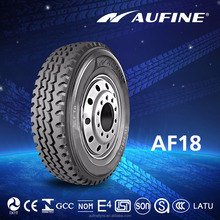 wholesale front semi truck tires with quality warranty for USA market 11R22.5 11R24.5