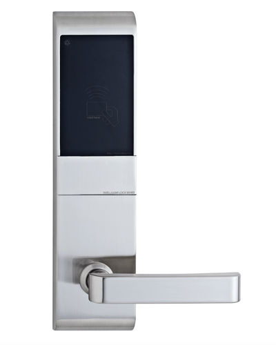 High quality Zinc alloy RFID card hotel door lock system