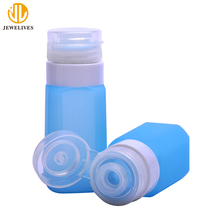 Promotional Gifts Portable Lotion Shampoo Squeezable Silicone Travel Bottle