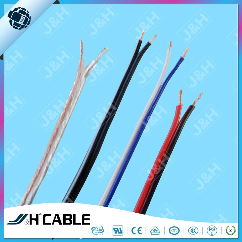 Colorful Speaker cable speaker wire