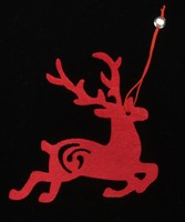 2015 new products christmas tree decoration & ornament wholesale deer