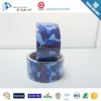 wholesale stock lot good adhesive PE cloth duct tape quality and quantity assured