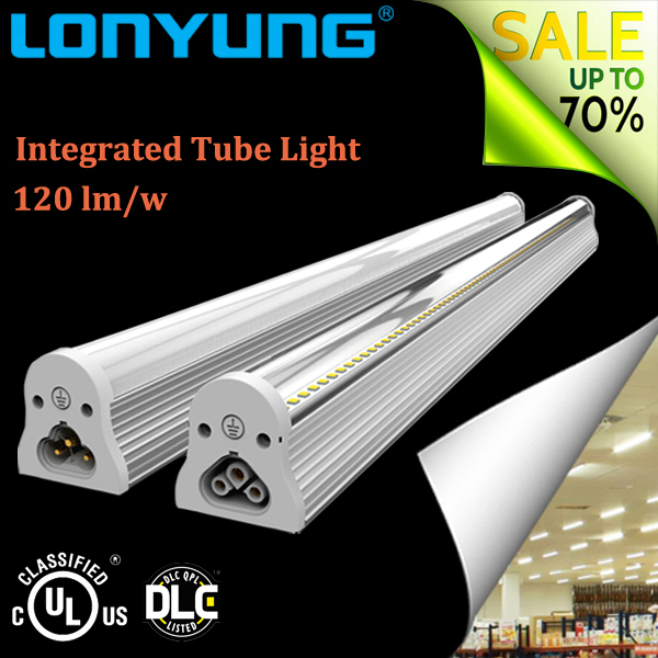 SMD2835 Integrated tube 8 new 10w led fluorescent tube lights 18w 4ft