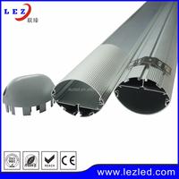 Buy commercial long aluminium housing for led pendant light ...