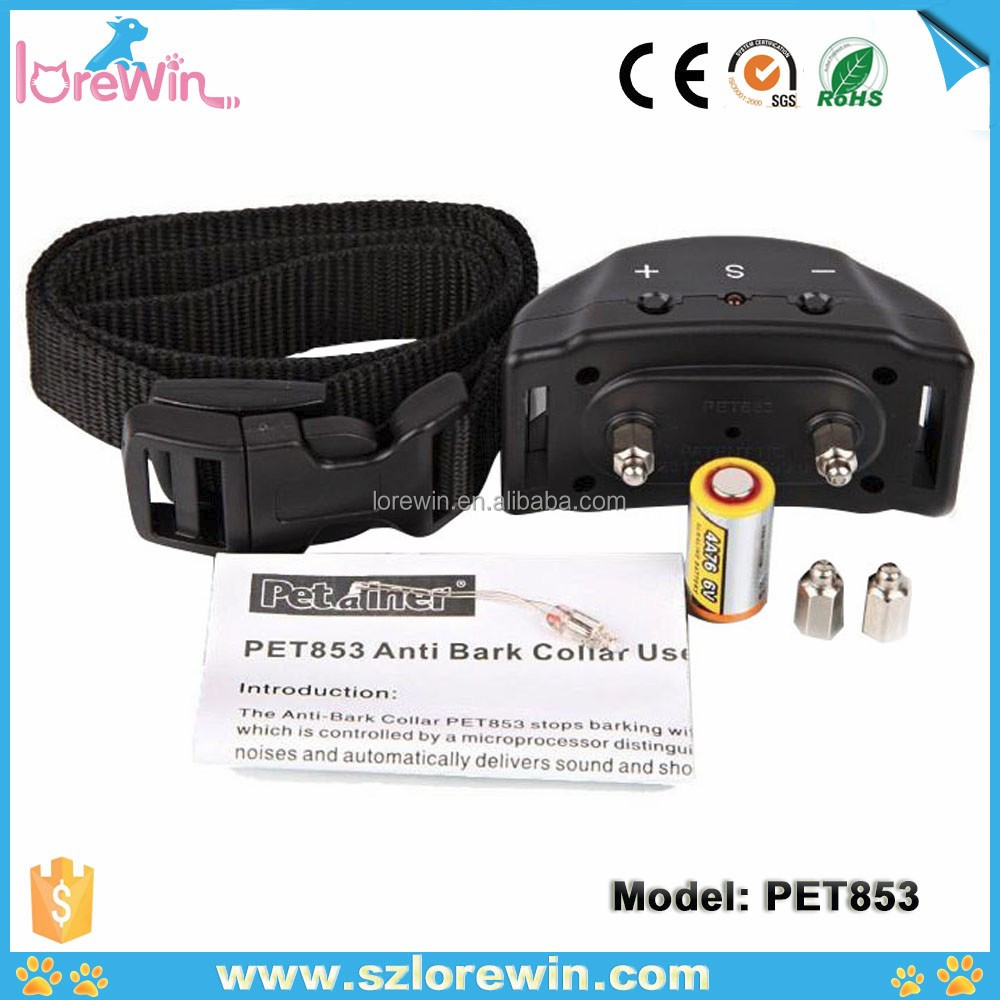 Petrainer PET853 7 Levels Anti Bark Dog Shock Collar Reviews