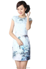 Womens Chinese qipao dress