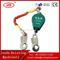 Factory Direct Sale Wire rope fall arrester, retractable fall arrester
