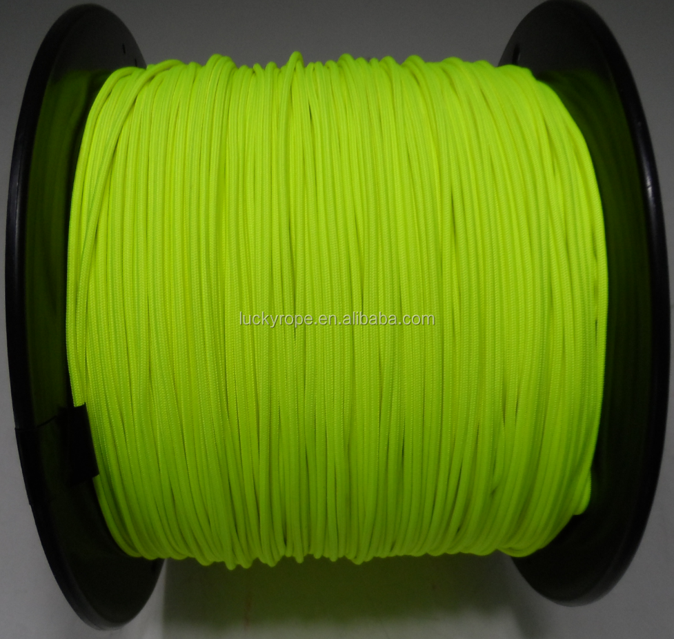 paramotoring winch rope,3mm UHMPE paraglider winch line