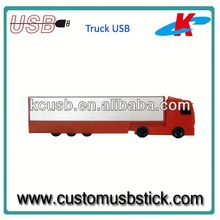 usb 16 gb truck shape
