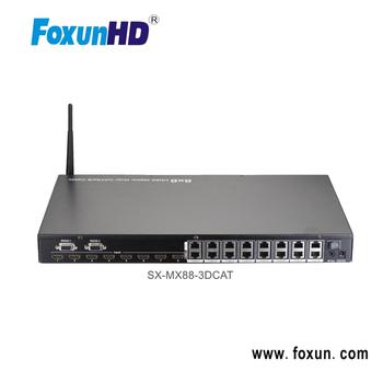 SX-MX88-3DCAT 8x8 HDMI Audio/Video Matrix Over Cat5/Cat6 Built-in WIFI