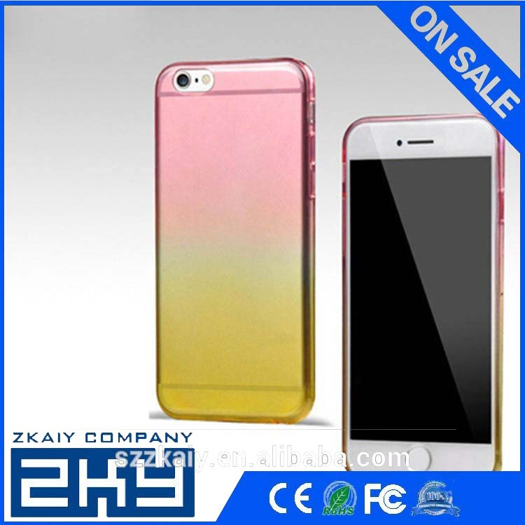 Protective Cover Cases New design TPU for iphone 4 5 6plu TPU cover for iphone