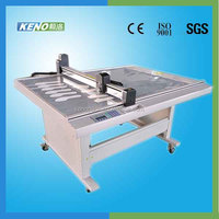 KENO-QG cloth cutting machine
