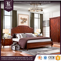 5PCS Bedroom Furniture sets , Classic bedroom sets furniture king size bed