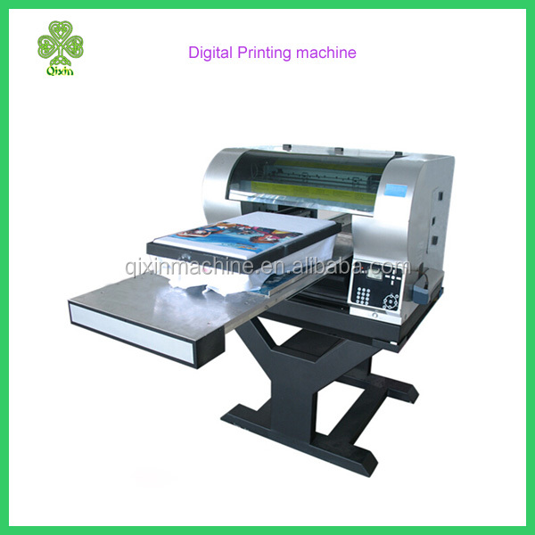 economical digital screen printing machines t shirts
