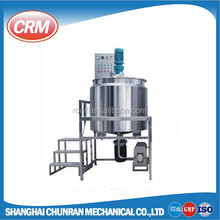 industrial vacuum high shear mixer homogenizer for cosmetic / milk / yogurt