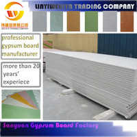 Linyi Weijiya fireproof wholesale drywall