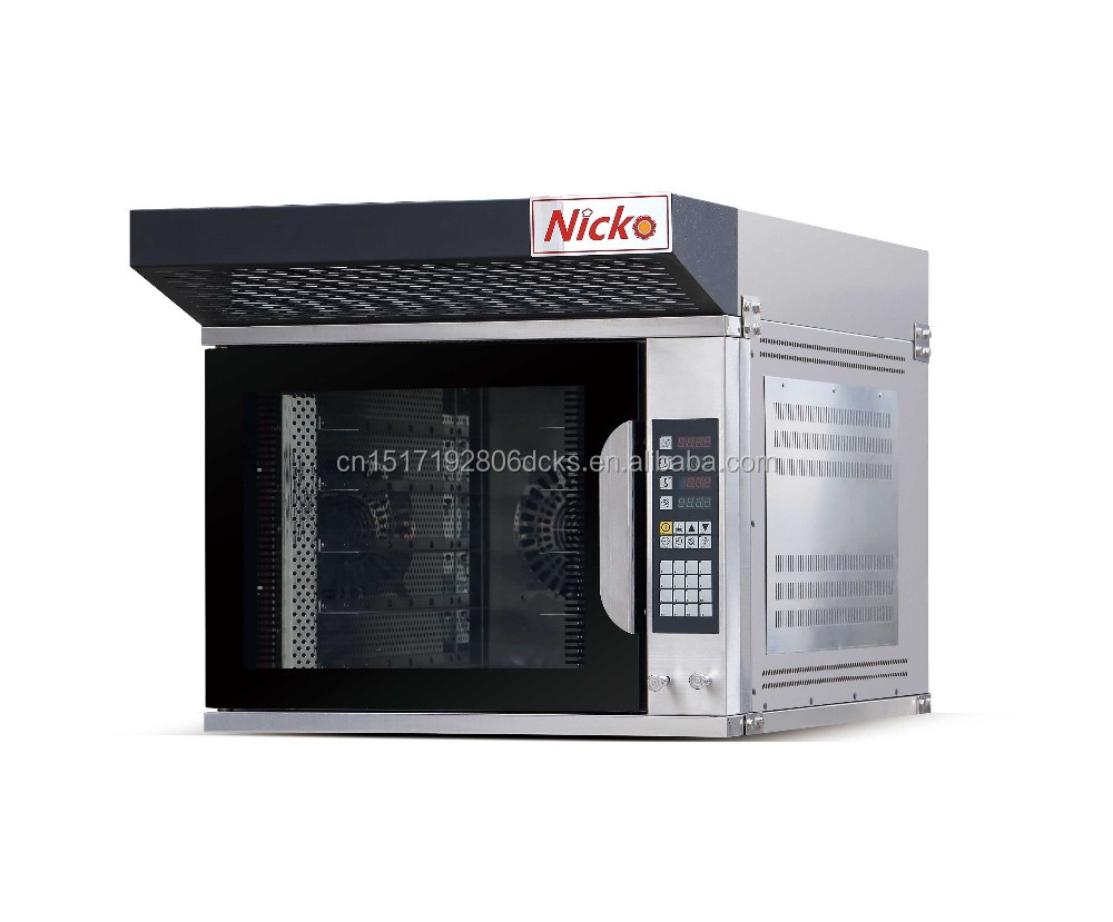 stainless steel bakery oven/commercial convection ovens