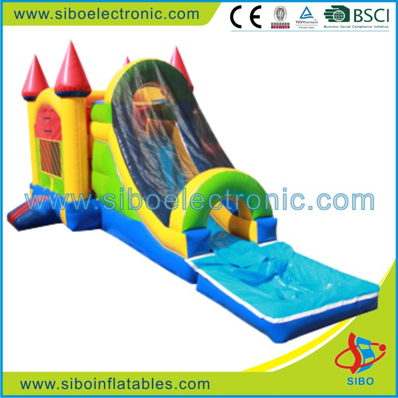 GMIF5203 adult bounce house floating inflatable water bouncy castle for kids