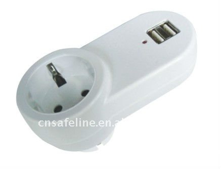 cell phone 2 usb charger