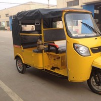 New Three Wheeler Tuk Tuk Bajaj