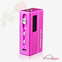 Best vaping mod Macro dna75w mod TC magnetic box mod Electronic cigarettes
