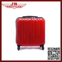 trolley suitcase luggage set /plastic luggage /laptop protective plastic hard cases