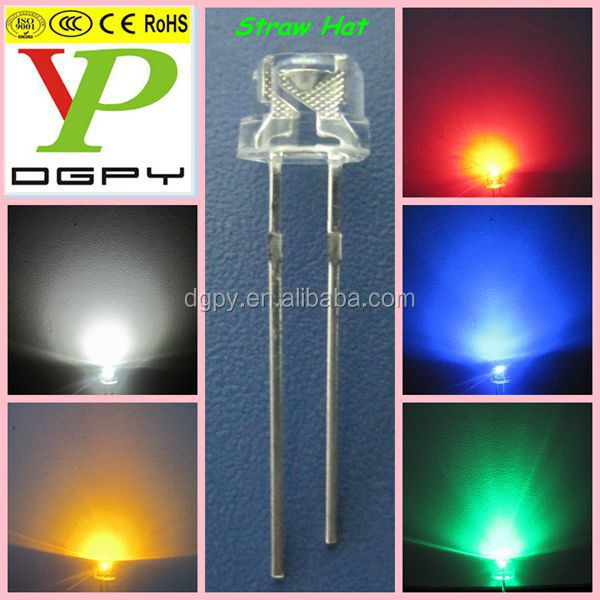 Factory Price Free Samples 5mm 4-pin rgb round led diode 30 degree ( CE & RoHS Compliant )