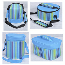 outdoor thermal bag for picnic insulated lunch cooler bag for frozen food
