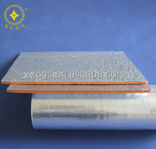 Raw Material Fireproof Woven Aluminium Foil Insulation/XPE Foam Insulation Material