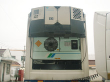 carrier type genset for reefer container
