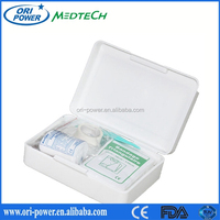 2014 hot sale CE FDA approved oem promotional travel wholesale emergency kit list