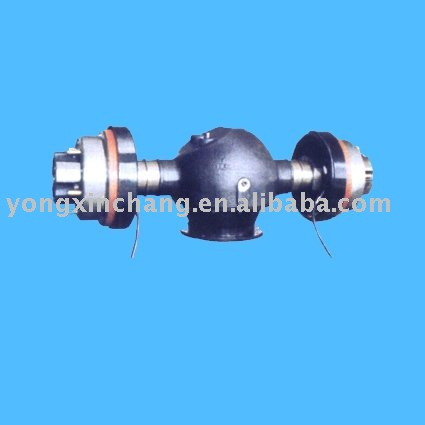 Forklift driving axle -3ton axle assembly