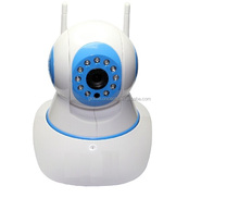 H264 SD Card Slot 1MP Wifi Wireless Cheap IP Camera megapixel Pan/Tilt Night Vision Dual Audio Indoor Dome W6A