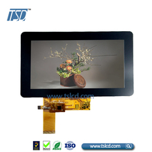 Original New 7.0 inch TFT LCD+touch screen digitizer 800*480 Tablet PC