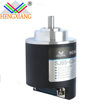 Hengxiang external dia 65mm absolute encoder Digital Length Measuring Encoder Absolute Rotary Angle Sensor parallel interface