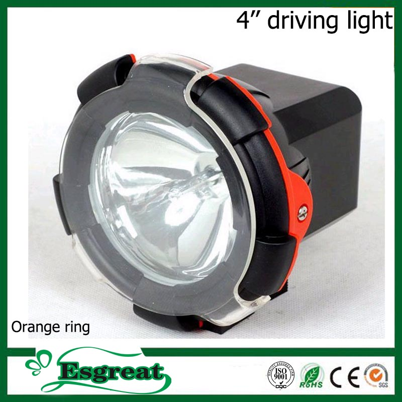 Factory cheap price hottest 4 inch 35w 55w hid driving lights 12v 24v