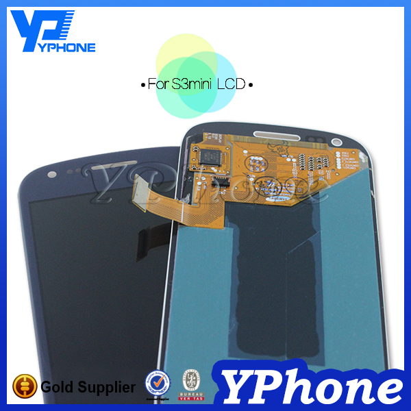 For samsung galaxy s3 mini i8190 lcd with digitizer, lcd screen for samsung s3 mini display