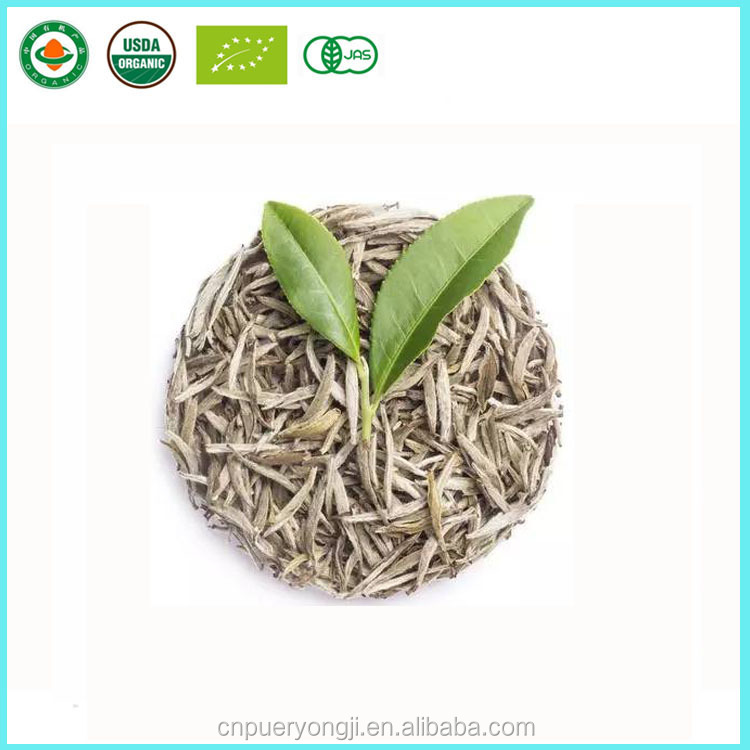 Organic Premium Bai Hao Yin Zhen White Tea Bai Hao Silver Needle The Absolute High Quality Tea Loose Leaf Tea