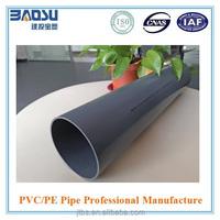 12 inch diameter pvc pipe for water