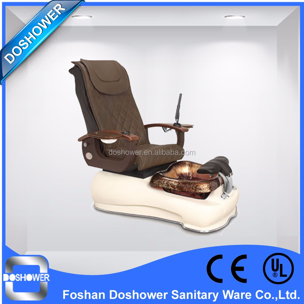 Doshower nail supply and pipeless spa pedicure chair for sale