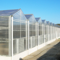Cheap Clear Polycarbonate Greenhouse For Agriculture