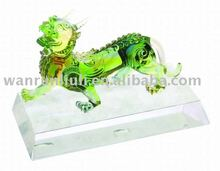 ''pixiu''-the glass art chinese dragon--BS004
