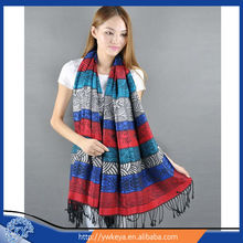 Hot selling women korean shawls wholesale scarf fashion