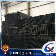 Hot rolled square steel pipe carbon steel tube