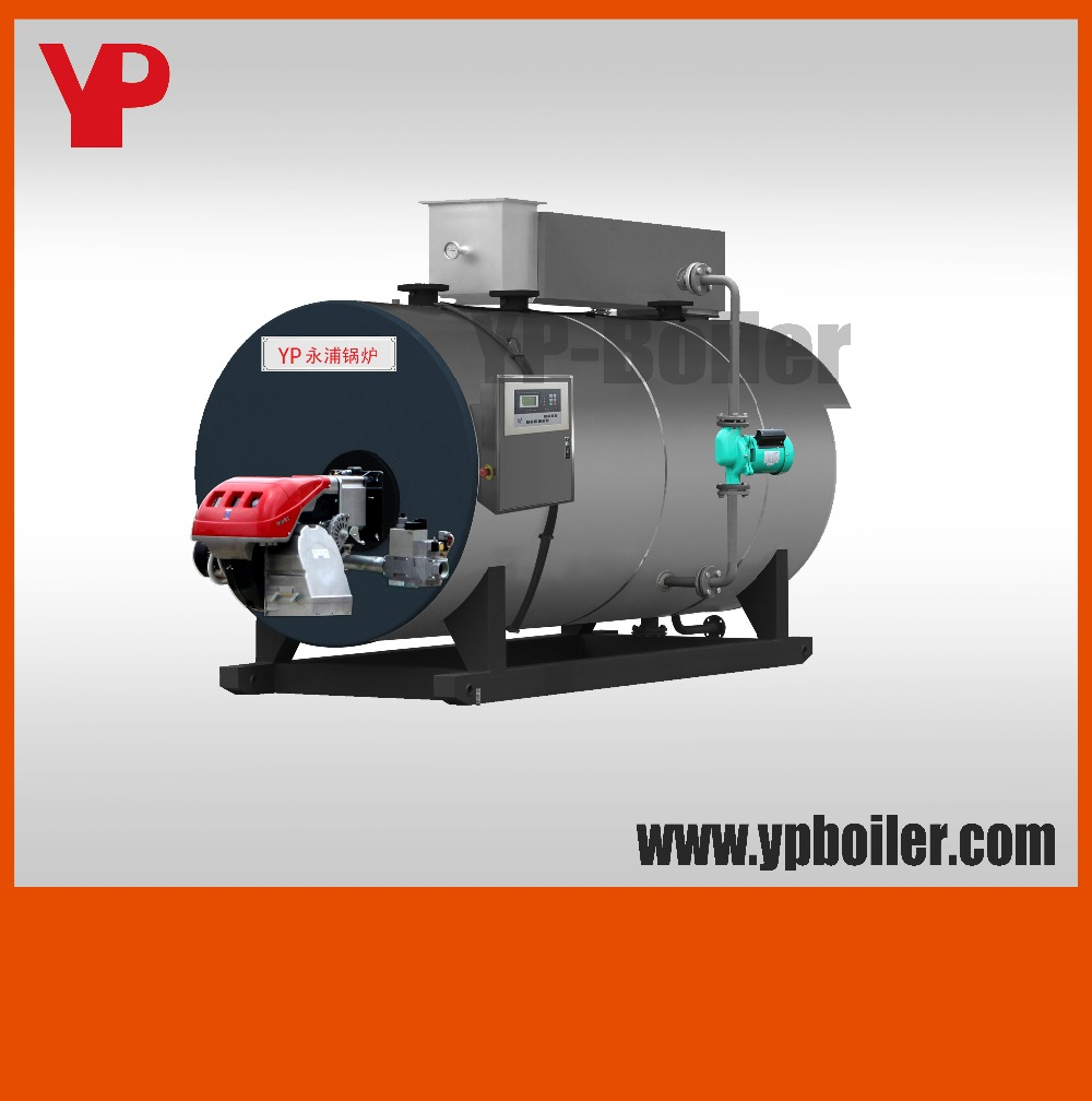 Batubara Steam Boiler For Pharmaceutical Industry And Garment Factory