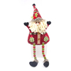 40cm dangle feet Christmas Santa Claus imported christmas ornaments