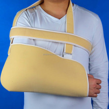 new products on china market Soft Immobilizing Medical Orthopedic Adjustable Pouch broken Arm Sling