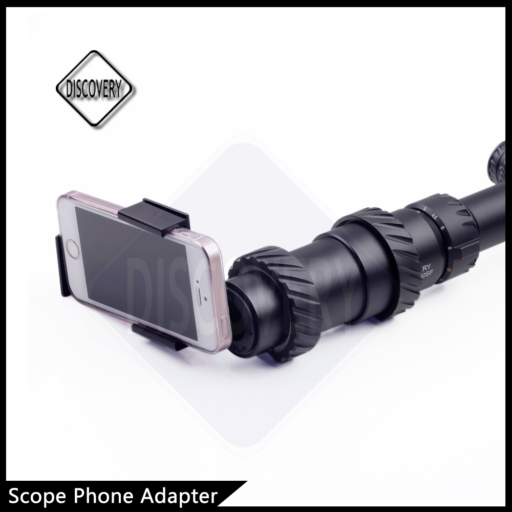 2015 hottest hunting accessories tactical smart phone rifle scope mount for guns hunting