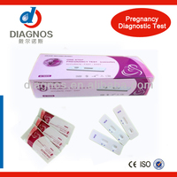 CE&ISO Approved Medical Diagnostic pregnancy test instrument