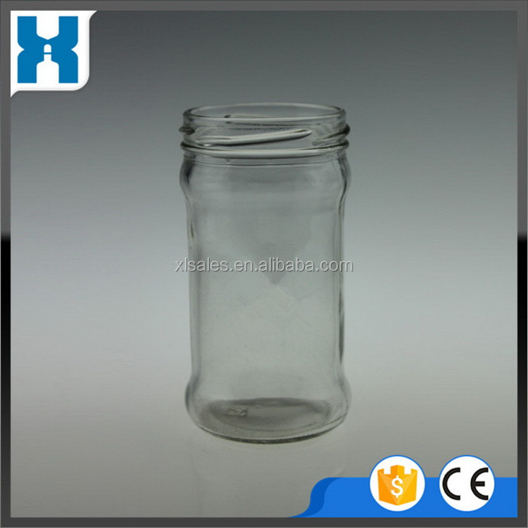CHINA GOLD SUPPLIER ECONOMIC BIG VOLUME GLASS MASON JARS